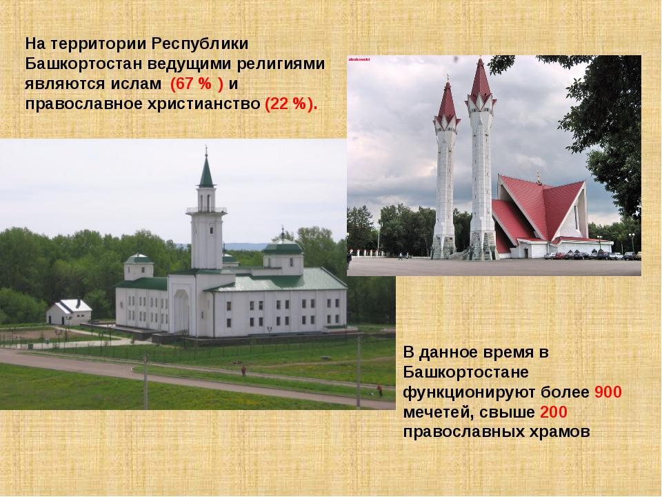 Презентация о республике башкортостан