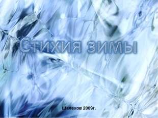 Шелехов 2009г.