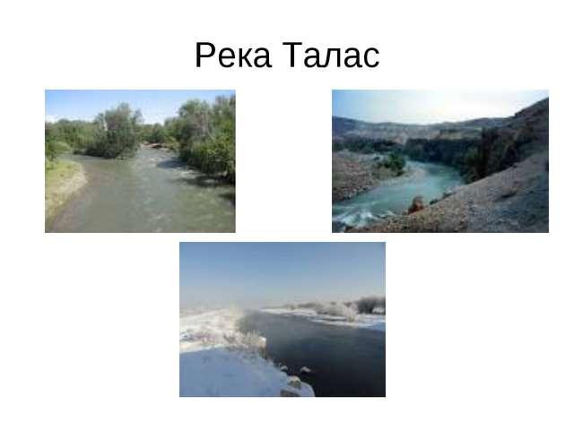 Река Талас