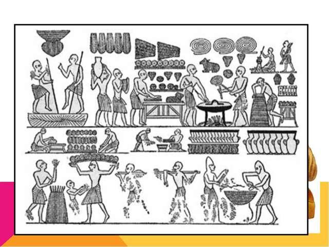 В старонемецком языке сохранилось слово «хлайб», очень напоминающее наш «хле...