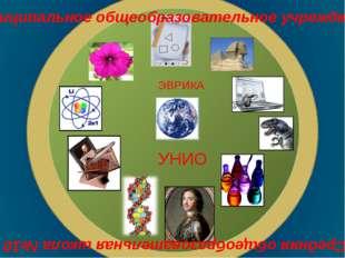 УНИО ЭВРИКА Средняя общеобразовательная школа №10 Муниципальное общеобразова
