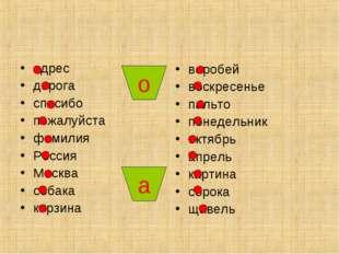 адрес дорога спасибо пожалуйста фамилия Россия Москва собака корзина воробей