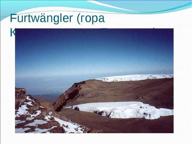 Furtwängler (гора Килиманджаро, Танзания)