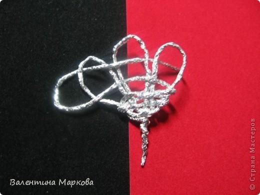 Мастер-класс Поделка изделие Плетение Роза из фольги мастер-класс Фольга фото 11
