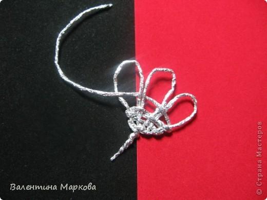 Мастер-класс Поделка изделие Плетение Роза из фольги мастер-класс Фольга фото 10