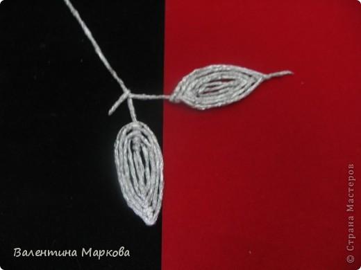 Мастер-класс Поделка изделие Плетение Роза из фольги мастер-класс Фольга фото 37
