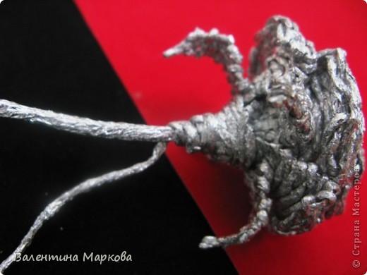 Мастер-класс Поделка изделие Плетение Роза из фольги мастер-класс Фольга фото 31