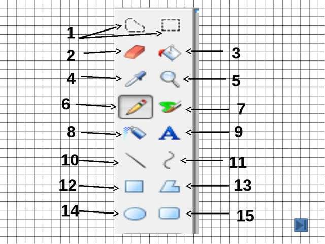 Кисть Используется для произвольного рисования. При работе с данным инструмен...