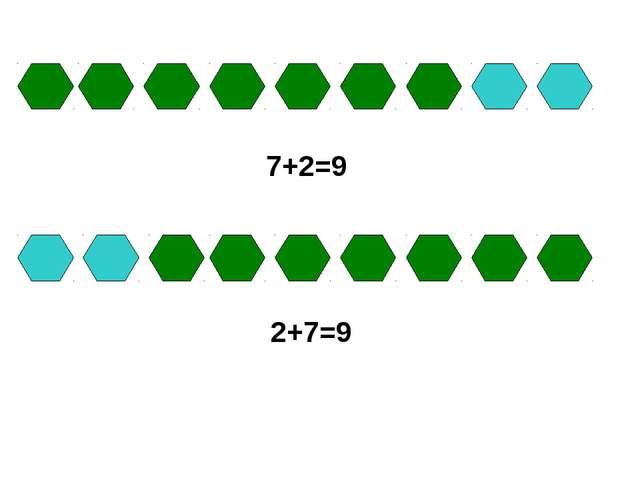 7+2=9 2+7=9