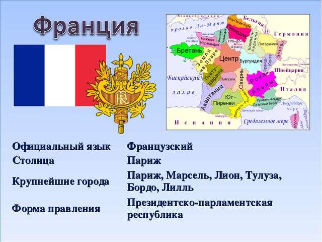 Стих о франции на русском