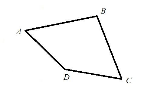 Как найти периметр четырхугольника