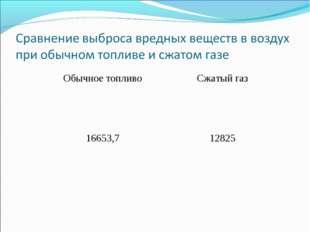 Обычное топливоСжатый газ 16653,712825