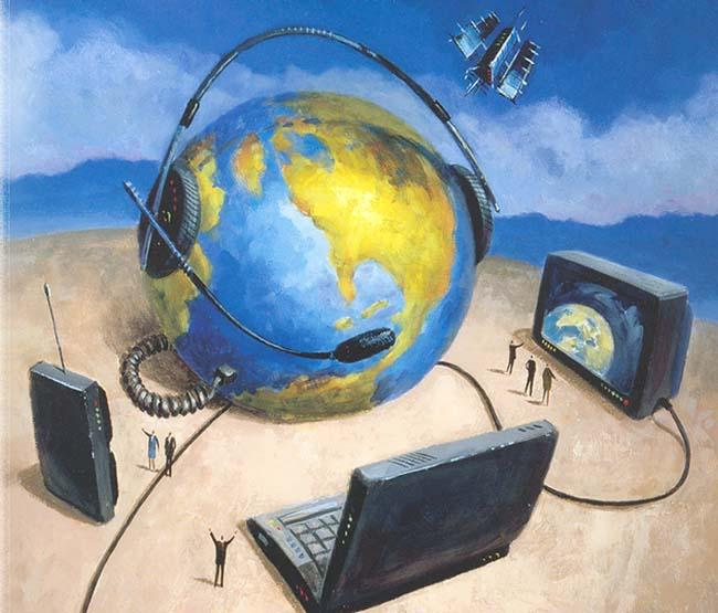 mass media and technologies