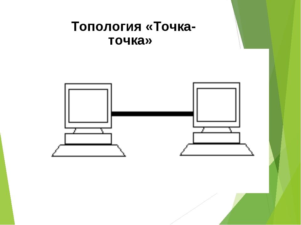 Топология «Точка-точка»