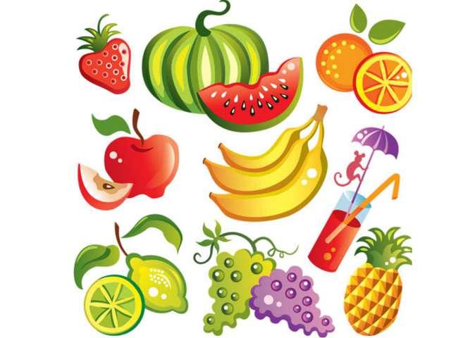 презентация рисование овощей и фруктов 1 класс