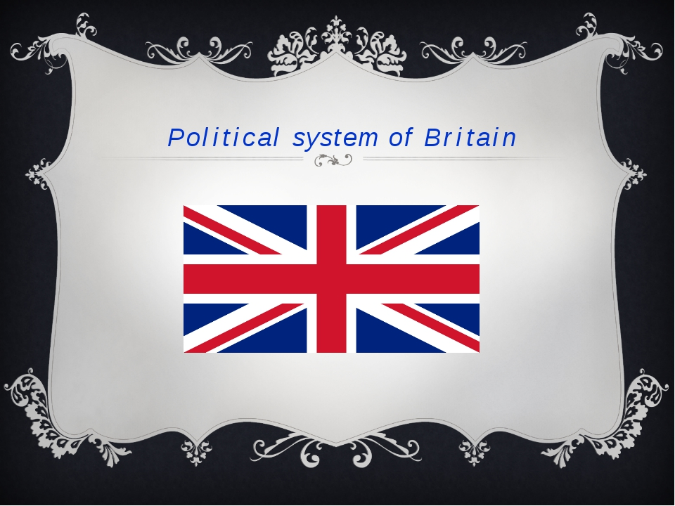 Political system of Britain