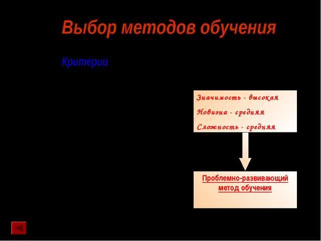 Анализ содержания материала с позиций значимости темы в общей системе знаний...