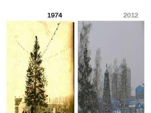 Вчера и сегодня 1974 2012