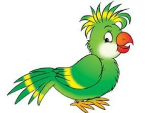 ЛитКульт - Говорящий попугай