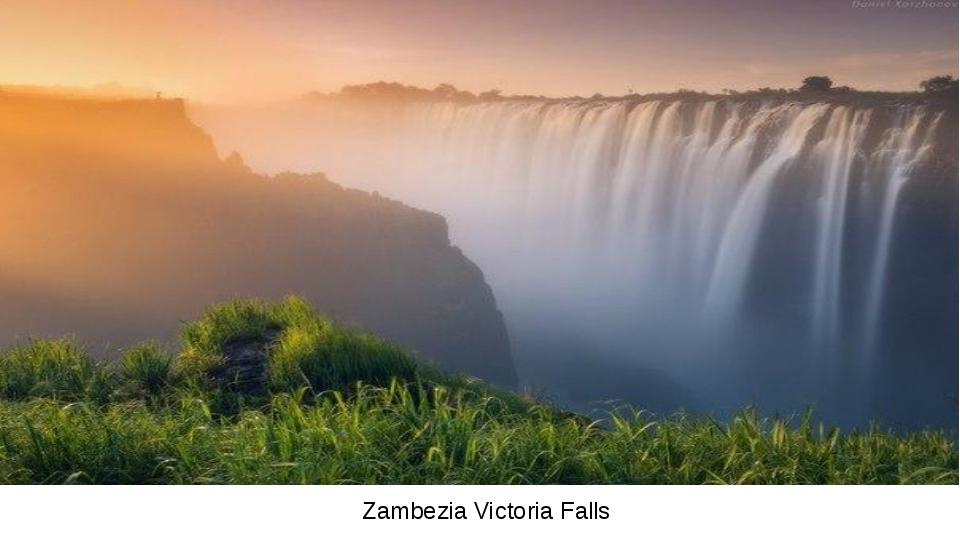 Zambezia Victoria Falls
