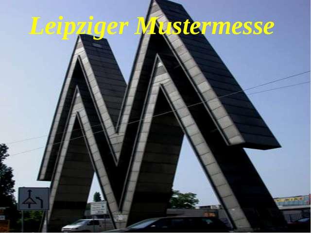Leipziger Mustermesse
