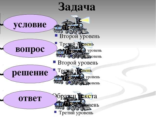Задача условие вопрос решение ответ Было-8 (к.) Взяли- 3 (к.) 5 книг. 8-3=5 (...