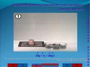 Сложные окислительно-восстановительные реакции составляются с помощью метода