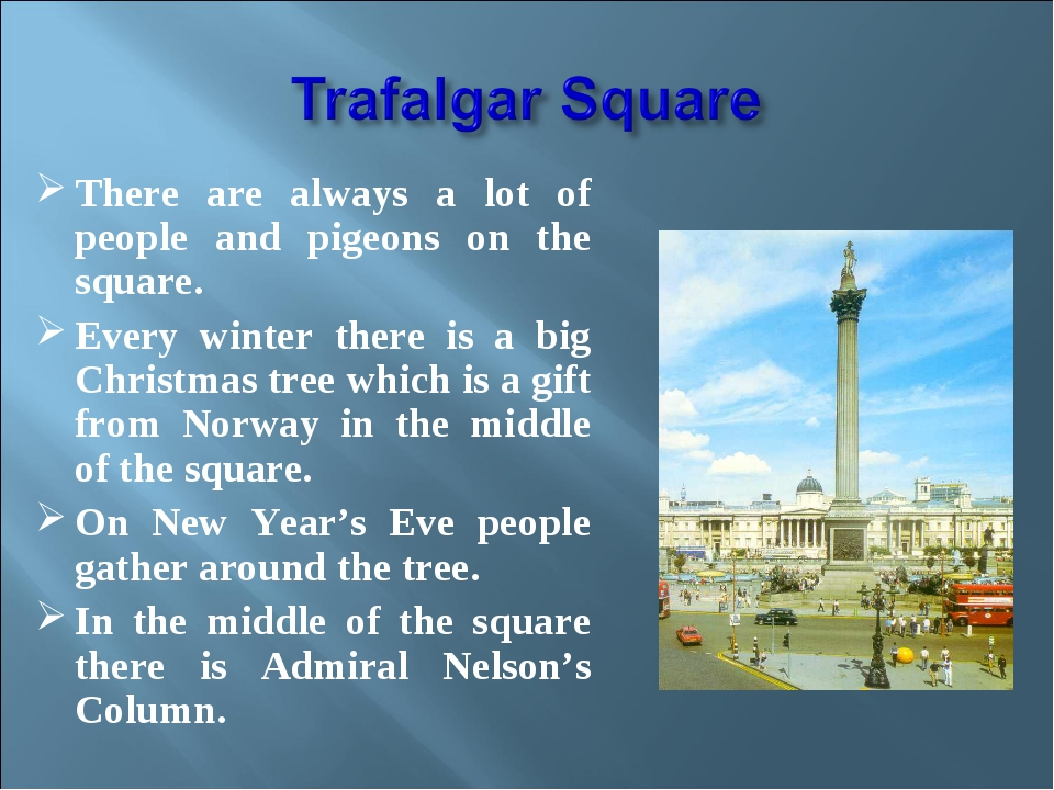 There are always a lot of people and pigeons on the square. Every winter ther...