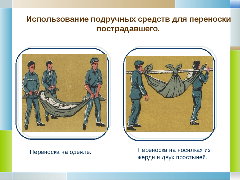"quot;Транспортировка пострадавших""-презентация по ОБЖ"