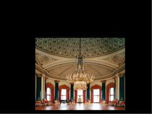 The Ballroom- was added by Queen Victoria