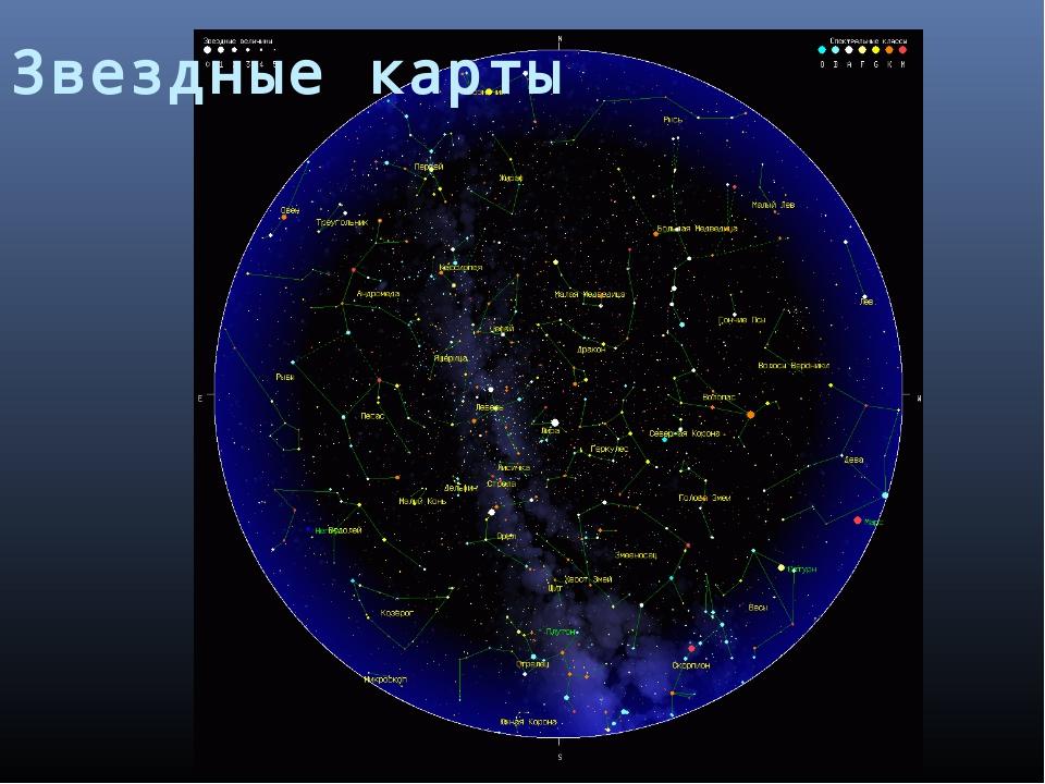 Звездные карты