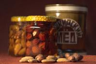 мёд башкирский с биологическими добавками