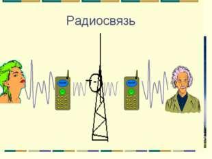Радиоспутники Радиоволны УКВ диапазона по свойствам в большей степени напоми