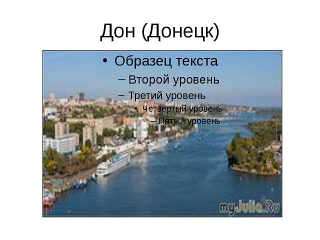 Дон (Донецк)