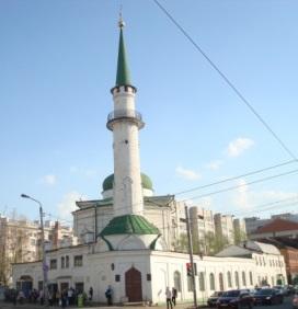 Фотография Мечеть