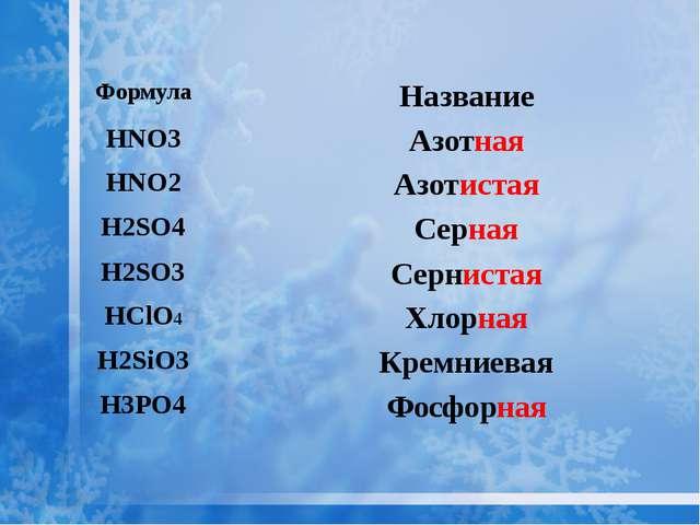 Задание: в каждой строчке удалите формулу вещества, которое принадлежит к др...
