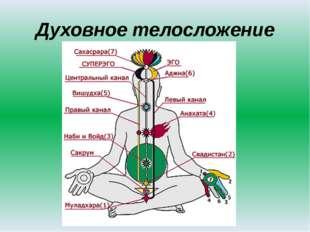 Духовное телосложение