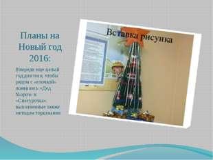 Планы на Новый год 2016: Впереди еще целый год для того, чтобы рядом с «елочк