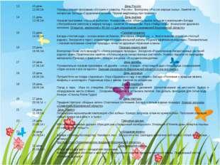 13 10 день 12.06.14г. День России Познавательная программа «История и символ