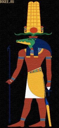 Иерархия Сатаны * Просмотр темы - Бог-крокодил Себек