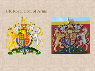 On the coat of arms you see three yellow leopards on the red background (coa