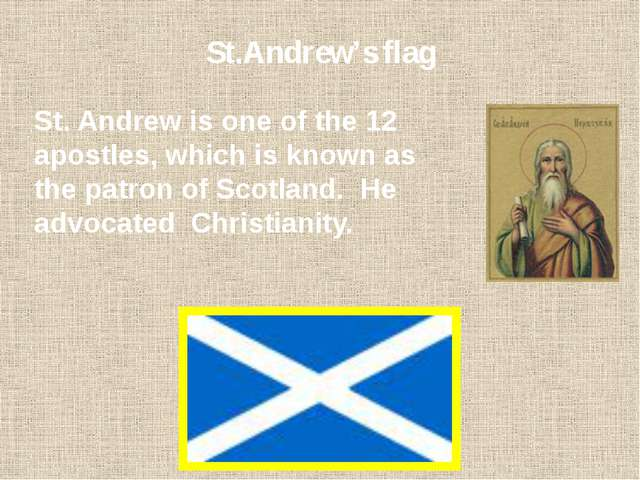 St.Patrick's flag St.Patrick is the first bishop of the Irish Christian churc...