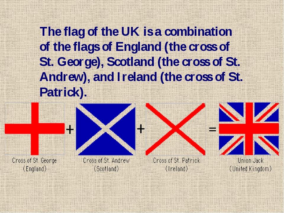 The British flag UNION JACK
