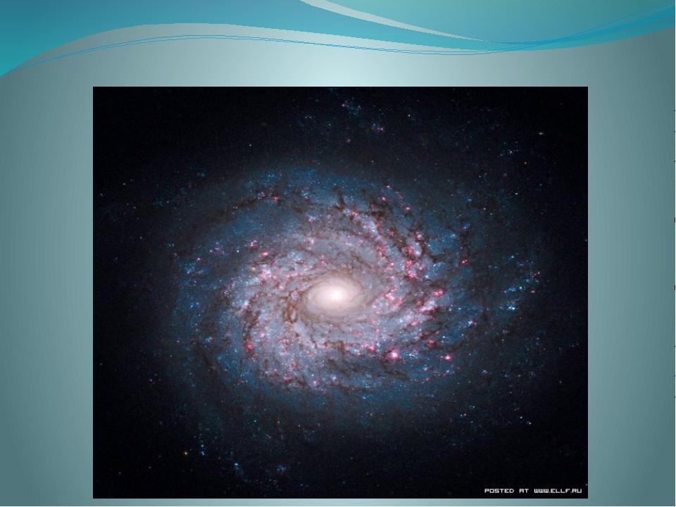 Спиральная галактика в созвездии Большая Медведица