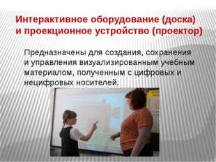 Возможности использования интерактивной доски