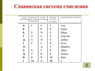 Древнегреческая (ионийская) система счисления 1 - I 2 - II 3 - III 4 - IIII 5
