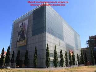 Музей изобразительных искусств Museum der bildenden Künste