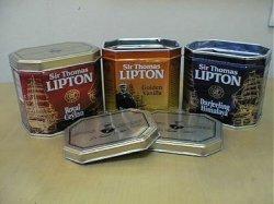 Липтоновские чаи в наши дни