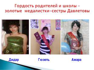 Дидар Гюзель Ажара