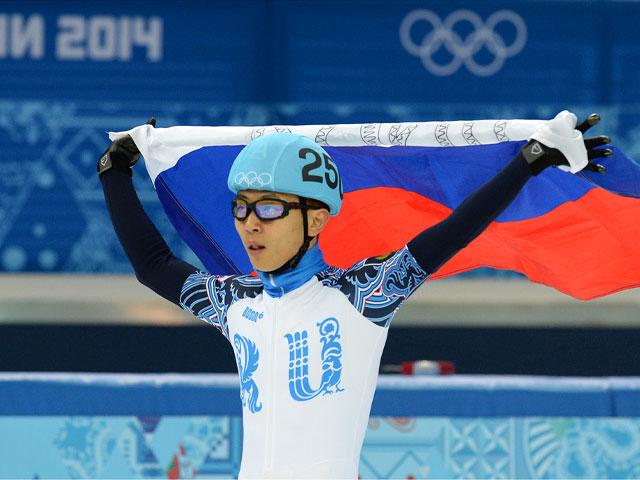 Виктор Ан принес России бронзовую медаль в шорт-треке